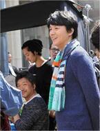 福山雅治×是枝裕和監督、『そして父になる』再タッグCMからメイキング写真解禁