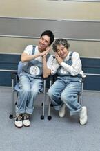 郷ひろみ&樹木希林、36年ぶりにデュエット!「お化けのロック」「林檎殺人事件」を披露