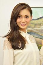絵画入選の押切もえ、新・東京五輪エンブレム公募への意欲は?