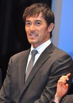 阿部寛、現場でも完成披露上映会でも「泣きました!」と告白