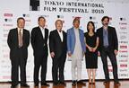 日米エベレスト映画が、東京国際映画祭で異例の合同会見!