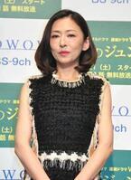 松雪泰子、ミムラとは12年ぶり、西田尚美とはモデル時代の10代以来の共演に喜び!