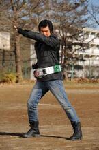 藤岡弘、仮面ライダー1号として44年ぶりに主演抜擢!「血が騒いだ」