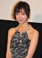 篠田麻里子、『テラフォーマーズ』ファンの高橋みなみに映画出演は「秘密にしてた」