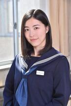 松井珠理奈、中谷美紀の高校時代役に!「運よく髪型はすごく似てる」