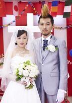 """前田敦子、松田龍平と""""モヒカン""""結婚式!「とても幸せな気持ち」"""
