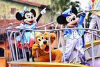 """【ディズニー】皆の""""Wish""""がパークでひとつに!シー15周年記念イベント盛大に開幕!"""