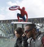 スパイダーマンが空中アクション披露!『シビル・ウォー』US版TVスポット到着