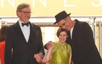 スピルバーグ監督『BFG』主演の新星、カンヌで「やったー!」 初映像も到着!