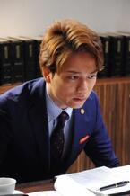 山崎育三郎、渾身の涙! 「グッドパートナー」第6話