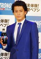 ジュード・ロウ、ペプシの日本CMに出演! 小栗旬は登場せず…「僕の影が全くない」