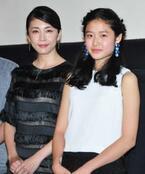 竹内結子、16歳藤野涼子の強心臓&目の力に「感じるものありました!」と絶賛