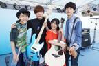 坂口健太郎&竜星涼&泉澤祐希、miwaとのバンド写真! 『君と100回目の恋』