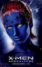 """【特別映像】ジェニファー・ローレンスの変化を遂げた""""ミスティーク""""に注目!『X-MEN:アポカリプス』"""