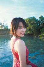 大沢ひかる、1st写真集発売!健康美ビキニから「大人な雰囲気」ショットも