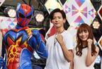 竜星涼、新しいヒーロー創造に自信!「新しいヒーローを見て」『Bros.マックスマン』