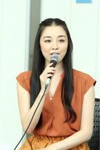 伊藤歩、「営業部長 吉良奈津子」ママさんイベントに登場!