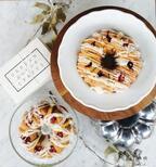 """【3時のおやつ】「GARDEN HOUSE CRAFTS[S]」、アメリカの定番ケーキ""""バントケーキ""""を期間限定発売!"""