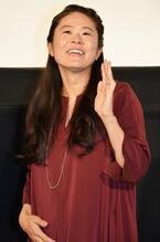 ご懐妊中の澤穂希、ふっくら姿かと思いきや「筋肉があるから、そんなに前に出ていない」