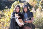 船越英一郎、『猫忍』大野拓朗と6年ぶり親子共演「男らしさが出てきた」