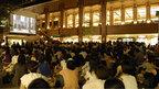 夏の映画デートにおススメ! 野外上映「スターライトシネマ2009」開催