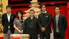 製作費15億円『火天の城』公開 椎名桔平「西田さんのお腹…いや胸を借りた」