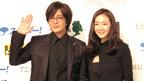 ヨン様&ジウ姫、日本初ツーショットで「アンニョンハセヨ」 アニメ版「冬ソナ」会見