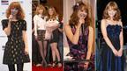 佐々木希、一日で4変化! ミニスカからドレスまで美肌&美脚で視線釘付けに