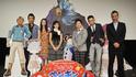 【TIFFレポート】友情がテーマの映画で爆笑・太田、田中を離婚ネタでイジり通す