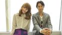 佐々木希×谷原章介インタビュー 18歳差の恋人役の2人、次の共演は…義理の兄妹?