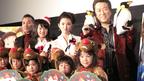 田中麗奈、「来年は30…」と飛躍の誓い 「よなよなペンギン」初日