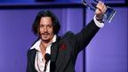 ピープルズ・チョイス賞がジョニー・デップに、ゼロ年代のお気に入り俳優のお墨付き
