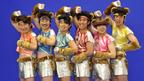 紫SHIKIBUが竹馬で応援歌熱唱!『スパイアニマル・Gフォース』と夢の(?)タッグ
