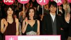 中山美穂、ファンの「おかえり」に笑顔 西島秀俊は劇中の浮気に「しょうがない」連発