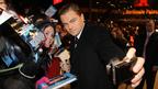レオナルド・ディカプリオ、ベルリンでのワールド・プレミアで「ダンケシェーン!」