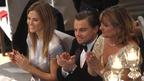レオがバー・ラファエリ同伴で連日パーティに出席 彼女の左手薬指には気になる指輪が