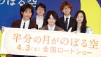 大泉洋が池松壮亮、監督とパーマ三兄弟結成! 五輪での世界デビューには「不本意」