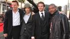 TVシリーズに負けじ!戦車&ヘリも登場の『特攻野郎Aチーム』L.A.プレミアに熱狂