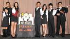 国民的美少女・工藤綾乃がミニスカギャルソン姿で初主演作舞台挨拶に登壇!