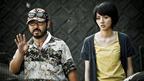 『ラビット・ホラー3D』撮影終了! 「怖いのは苦手」な満島ひかり、リアル恐怖体現