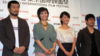 函館から世界へ! 谷村美月、南果歩ら東京国際映画祭コンペ出品会見