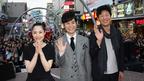 釜山の観客の熱烈歓迎に深津絵里「クセになりそう!」