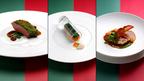 """『ノルウェイの森』の撮影が行われたレストランで""""赤""""と""""緑""""の特別メニュー誕生"""