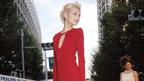 【シネマモード】今年はドレスも省エネ気味? 第23回東京国際映画祭