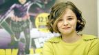 ハリウッドの新鋭美少女クロエ来日! 憧れはナタリー・ポートマン