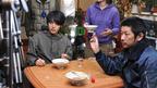 妻夫木 永瀬正敏と本格初共演 長年の絆で「拷問シーンもクリアできた」