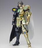 『聖闘士星矢 LEGEND of SANCTUARY』双子座サガが早くも立体化、新シリーズ始動