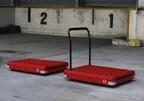 ZMPなど、汎用台車をロボット化した「CarriRo」を共同開発
