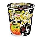 「ご飯がススム キムチ」がカップ麺に! 食べやすいウマ辛キムチ味のスープ