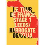 ポール・スミスが描いたツール・ド・フランスのポスターがカッコよすぎる!